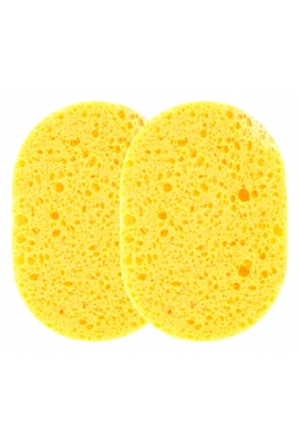 2 CLEANSING SPONGES