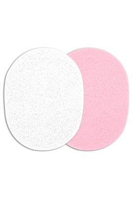 SPONGES WHITE/PINK