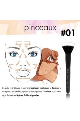 Pinceau N°01 - POUDRE
