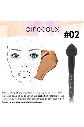 Brush N°2 - Foundation