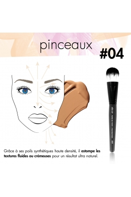 Brush N°4 - Foundation
