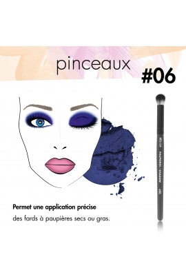 Eyeshadows Brush N°6