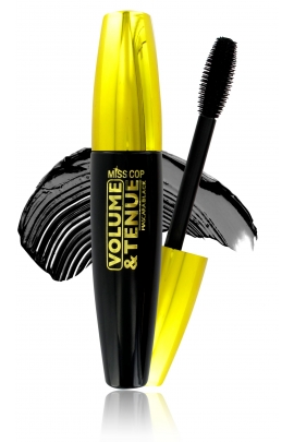 MASCARA NOIR . Volume & tenue