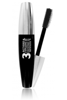 MASCARA BLACK . 3 Actions