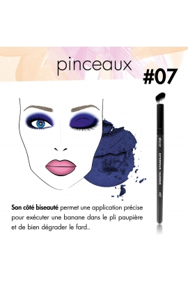 Eyeshadows M Brush N°8