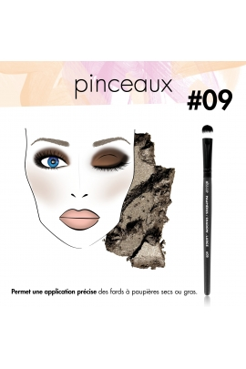 Eyeshadows L Brush N°9