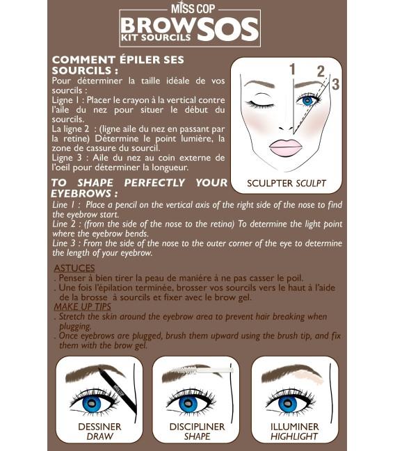 SOS Eyebrow Kit