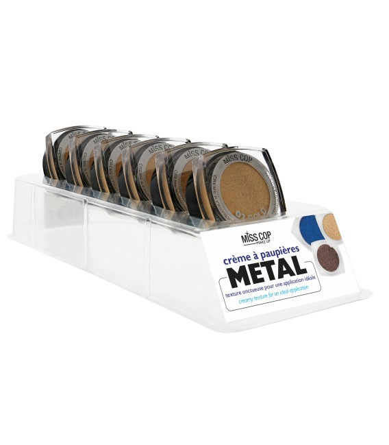 EYESHADOW METAL