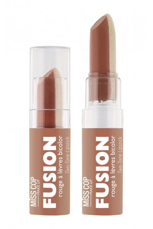 Rouge à lèvres Bicolor Fusion