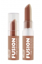 Two tone lipstick
