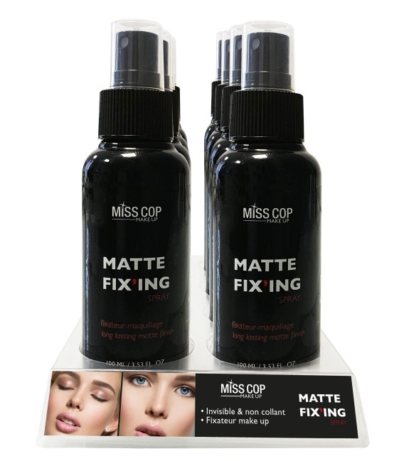 MATTE FIX'ING SPRAY