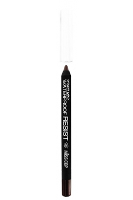 Eyeliner pencil WATERPROOF RESIST