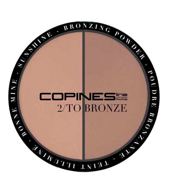 2/TO BRONZE Poudre bronzante Duo