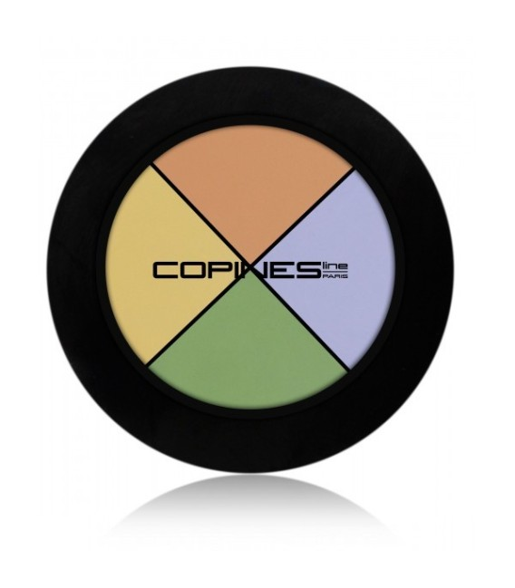 4 CORRECT Multi-color correcting palette