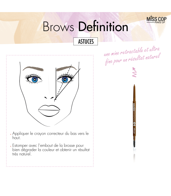 brows definition