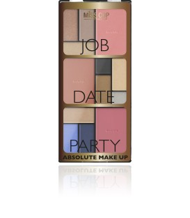 ABSOLUTE Make Up palette