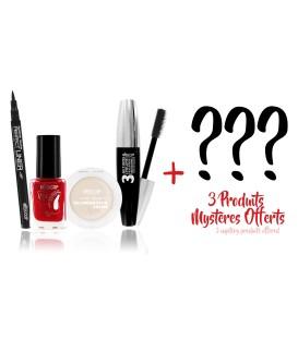 MISS BOX : 4 produits best seller + 3 produits mystères offerts