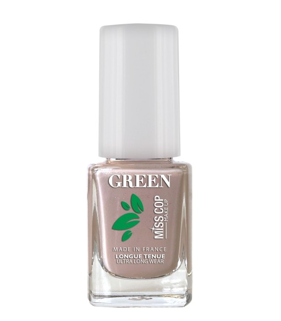 Vernis Green Bio sourcé 03 Nude irisé
