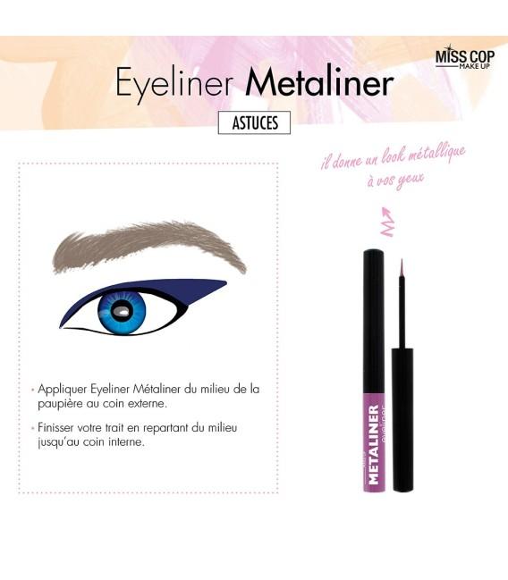 Eyeliner METALINER