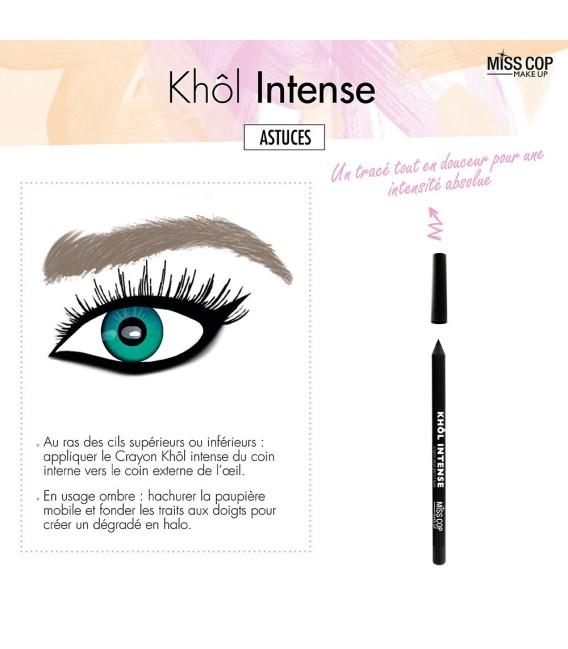 Eyeliner pencil INTENSE KHOL