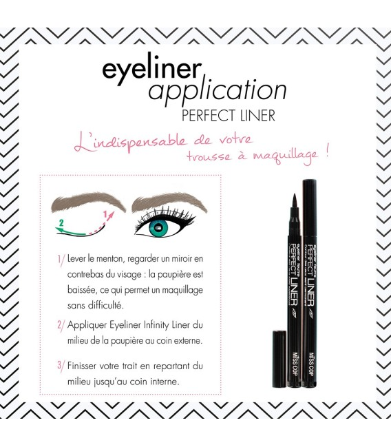 Eyeliner feutre PERFECT LINER