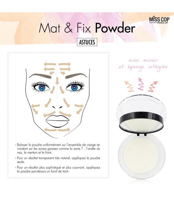 MAT & FIX Powder