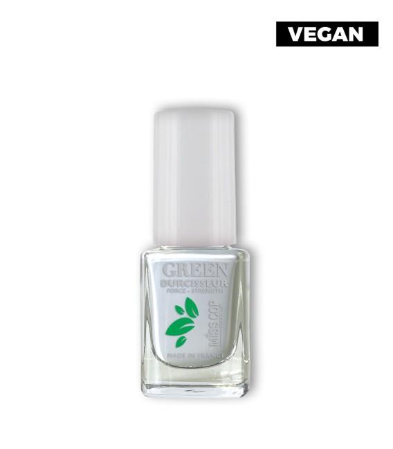 Base Coat Green Nail care