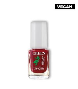 Nail polish Green organic sourced 06 Blush rose