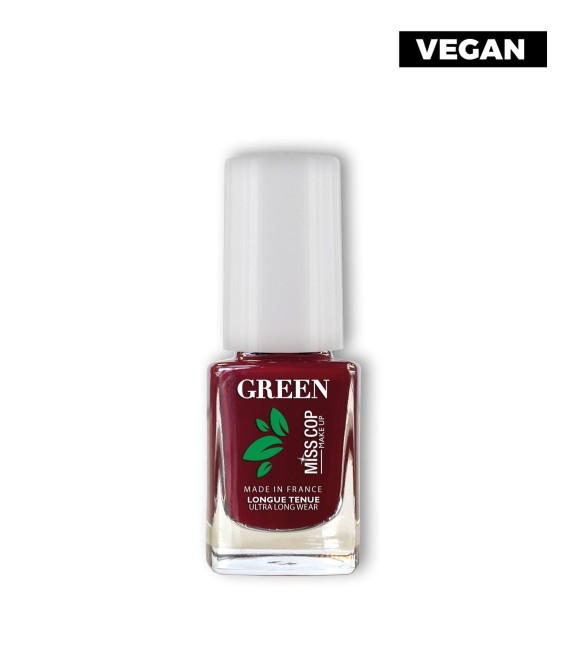 Vernis Green Bio sourcé 08 Red