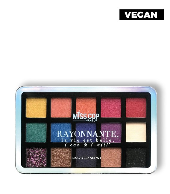 Rayonnante make up kit