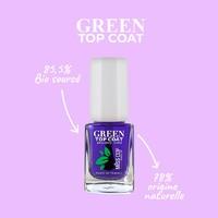 Découvrez notre Green Top Coat. 85,5% Bio Sourcé et 78% origine naturelle.#misscop #maquillageaddict #maquillage #makeupaddict #instabeaute #maquillages #passionmakeup #cosmetique #beauty #makeuplover #makeup #beaute #makeuptime #instamakeup