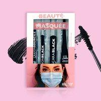 Voici notre nouveau produit Beauté Masquée. Bientôt disponible sur notre site ! #misscop #makeup #maquillage #yeux #eyes #masque #mask