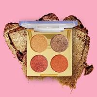 Les textures sont fondantes et précieuses pour illuminer en toutes circonstances. Une palette de 4 fards à paupières ultra-pigmentés pour faire vibrer le regard et donner une version «party» au smoky. 2 fards crèmes onctueux et très faciles d'application & 2 fards métalliques pailletés à appliquer soit sur toute la paupière, soit en ras des cils du bas.#misscop #maquillageaddict #maquillage #makeupaddict #instabeaute #maquillages #passionmakeup #cosmetique #beauty #makeuplover #makeup #beaute #makeuptime #instamakeup