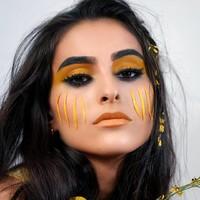 Maquillage par notre makeup artist @sandramarciano_makeupartist_ sur @shireeelll#misscop #maquillageaddict #maquillage #makeupaddict #instabeaute #maquillages #passionmakeup #cosmetique #beauty #makeuplover #makeup #beaute #makeuptime #instamakeup