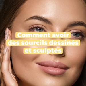 Découvrez comment avoir des sourcils dessinés et sculptés#misscop #cosmetique #makeupaddict #makeup #maquillage #beauté