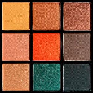 """La palette Nuancier """"La folie rousse"""" est conçue pour mettre en valeur les cheveux roux#misscop #maquillage #makeup #cosmetique #beauté #makeupaddict"""