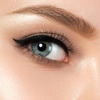 L'eyeliner liquide pinceau reste le meilleur accessoire beauté pour se composer un regard sexy & magnétique. Pour un effet métal, ajouter des pigments irisés ou nacrés. Un regard de biche en quelques secondes. #misscop #maquillage #makeup #eyeliner #eyes #liner #yeux #yeuxdebiche